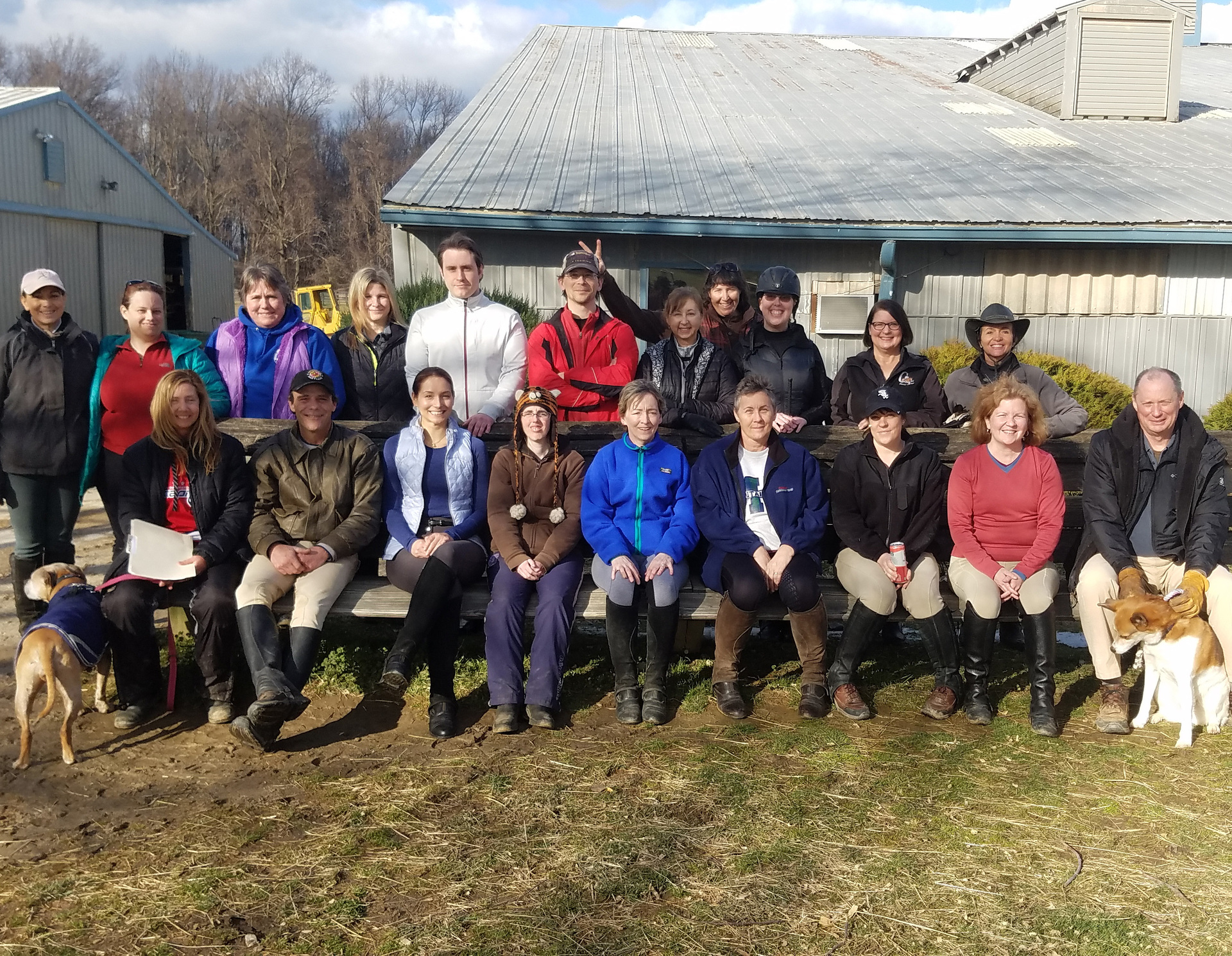 Adult Camp at Columbia Horse Center