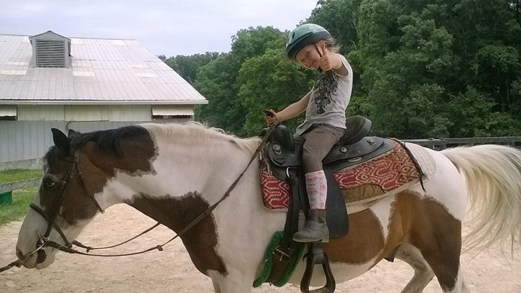 Pony Pal Summer Camp at Columbia Horse Center