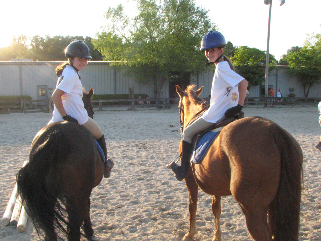 Group Lessons at Columbia Horse Center