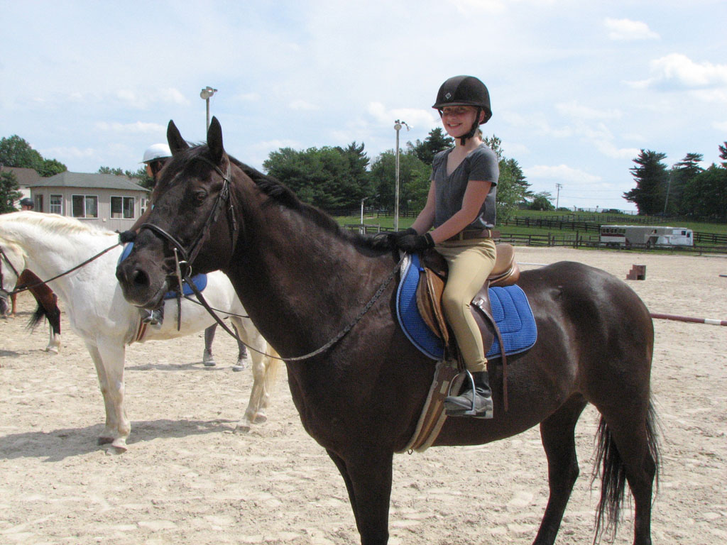 Home School Lessons at Columbia Horse Center