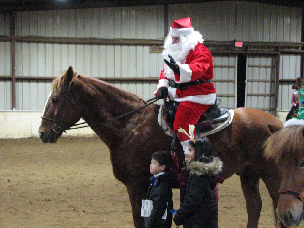 Holiday Party at Columbia Horse Center