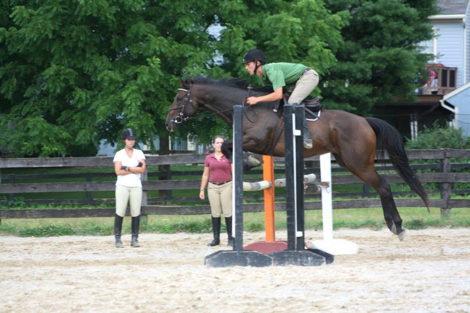 Clinics at Columbia Horse Center