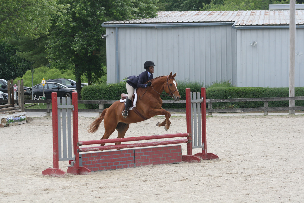Hunter Shows at Columbia Horse Center