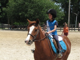 Riding Lessons at Columbia Horse Center